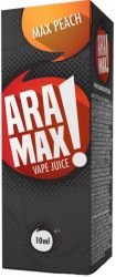 Liquid ARAMAX Max Peach 10ml-0mg
