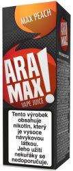 Liquid ARAMAX Max Peach 10ml-18mg