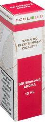 Liquid Ecoliquid Cranberry 10ml - 20mg (Brusinka)