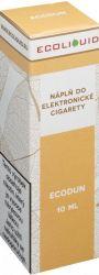 Liquid Ecoliquid ECODUN 10ml - 0mg