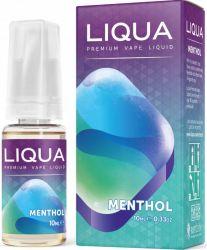 Liquid LIQUA CZ Elements Menthol 10ml-0mg (Mentol)