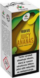 Liquid Dekang High VG Juicy Ananas 10ml - 6mg (Šťavnatý ananas)