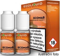 Liquid Ecoliquid Premium 2Pack ECOMAR 2x10ml - 18mg