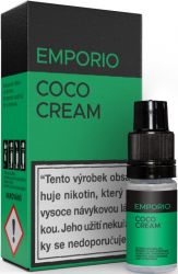 Liquid EMPORIO Coco Cream 10ml - 6mg