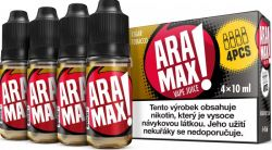 Liquid ARAMAX 4Pack Cigar Tobacco 4x10ml-18mg