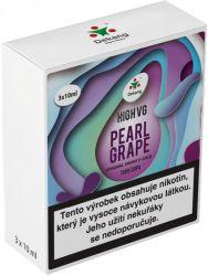 Liquid Dekang High VG 3Pack Pearl Grape 3x10ml - 1,5mg