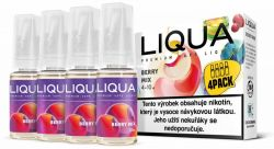 Liquid LIQUA CZ Elements 4Pack Berry Mix 4x10ml-6mg (lesní plody)