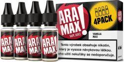 Liquid ARAMAX 4Pack Vanilla Max 4x10ml-6mg