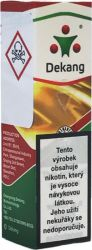 Liquid Dekang SILVER Tobacco 10ml - 6mg (tabák)