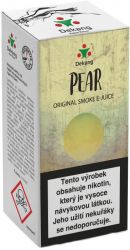 Liquid Dekang Pear (Hruška) 10ml - 6mg