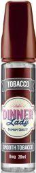 Příchuť Dinner Lady Tobacco 20ml Smooth Tobacco