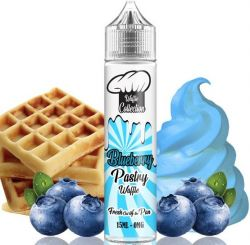 Příchuť Waffle Collection Shake and Vape 15ml Blueberry Pastry