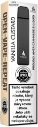 VICE elektronická cigareta Vanilla Custard 20mg