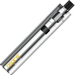 aSpire PockeX AIO elektronická cigareta 1500mAh Stainless Steel