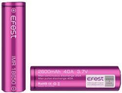 Efest baterie typ 18650 3500mAh 20A