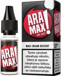 Liquid ARAMAX Max Cream Dessert 10ml-12mg