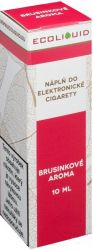 Liquid Ecoliquid Cranberry 10ml - 6mg (Brusinka)