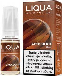 Liquid LIQUA CZ Elements Chocolate 10ml-18mg (čokoláda)