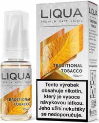 Liquid LIQUA CZ Elements Traditional Tobacco 10ml-3mg (Tradiční tabák)