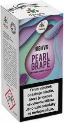 Liquid Dekang High VG Pearl Grape 10ml - 6mg (Hrozny s mátou)