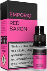 Liquid EMPORIO Red Baron 10ml - 6mg