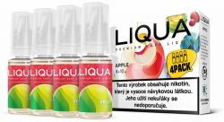 Liquid LIQUA CZ Elements 4Pack Apple 4x10ml-3mg (jablko)