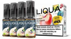 Liquid LIQUA CZ MIX 4Pack Mango Milkshake 10ml-3mg