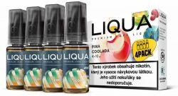 Liquid LIQUA CZ MIX 4Pack Pina Coolada 10ml-6mg