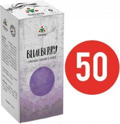 Liquid Dekang Fifty Blueberry 10ml - 0mg (Borůvka)