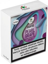 Liquid Dekang High VG 3Pack Pearl Grape 3x10ml - 3mg