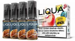 Liquid LIQUA CZ MIX 4Pack Sweet Tobacco 10ml-12mg