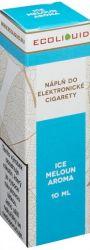 Liquid Ecoliquid ICE Melon 10ml - 18mg (Svěží meloun)