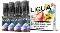 Liquid LIQUA CZ MIX 4Pack Ice Fruit 10ml-3mg