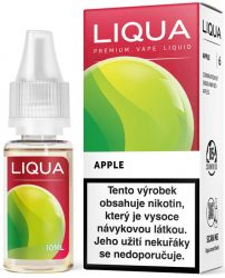 Liquid LIQUA CZ Elements Apple 10ml-12mg (jablko) Ritchy-Liqua